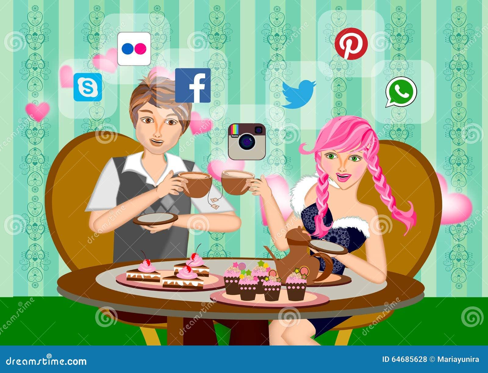 tea online dating Nummyzdeviantartcom.