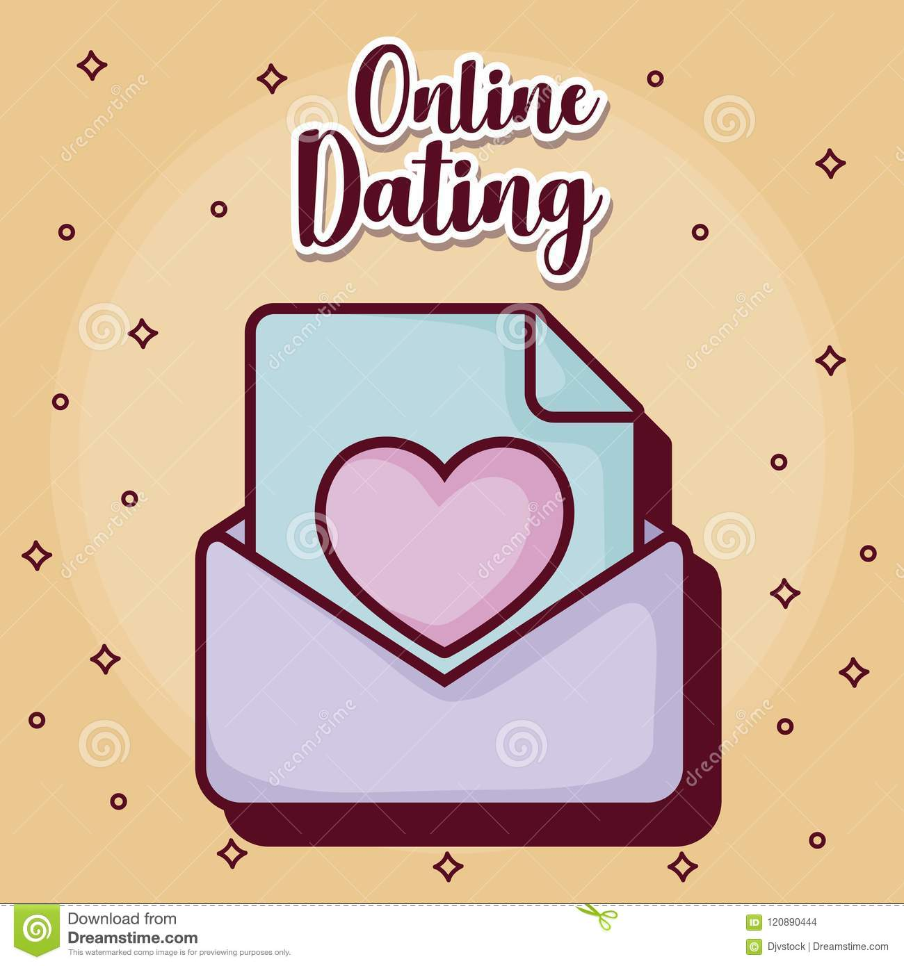 background information on online dating