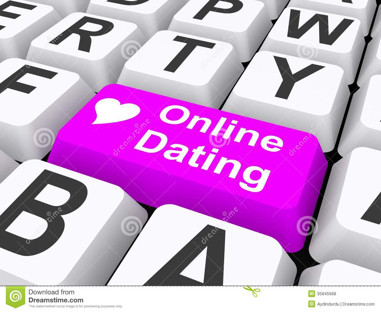 Online dating stock
