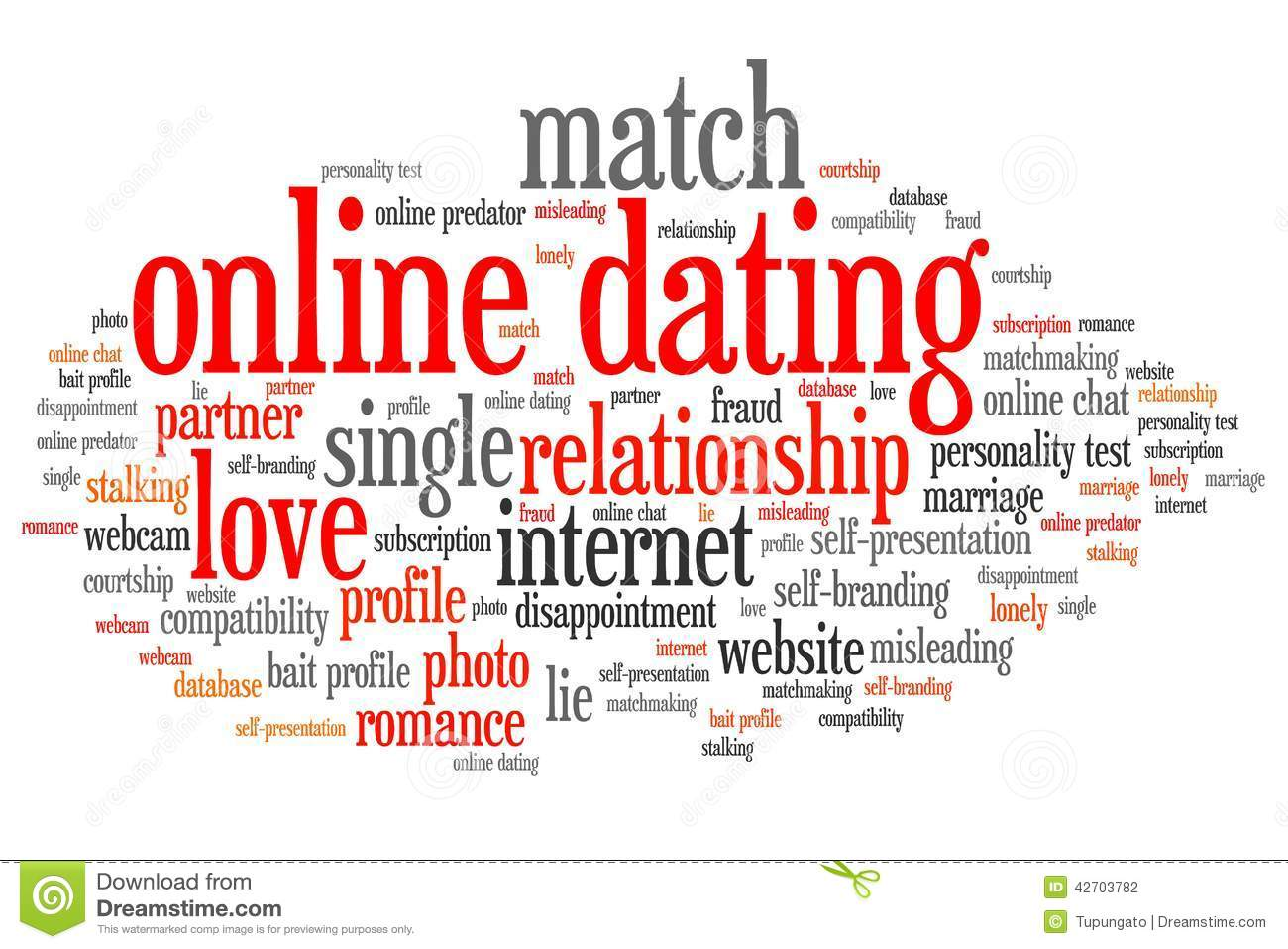 Online dating social issues