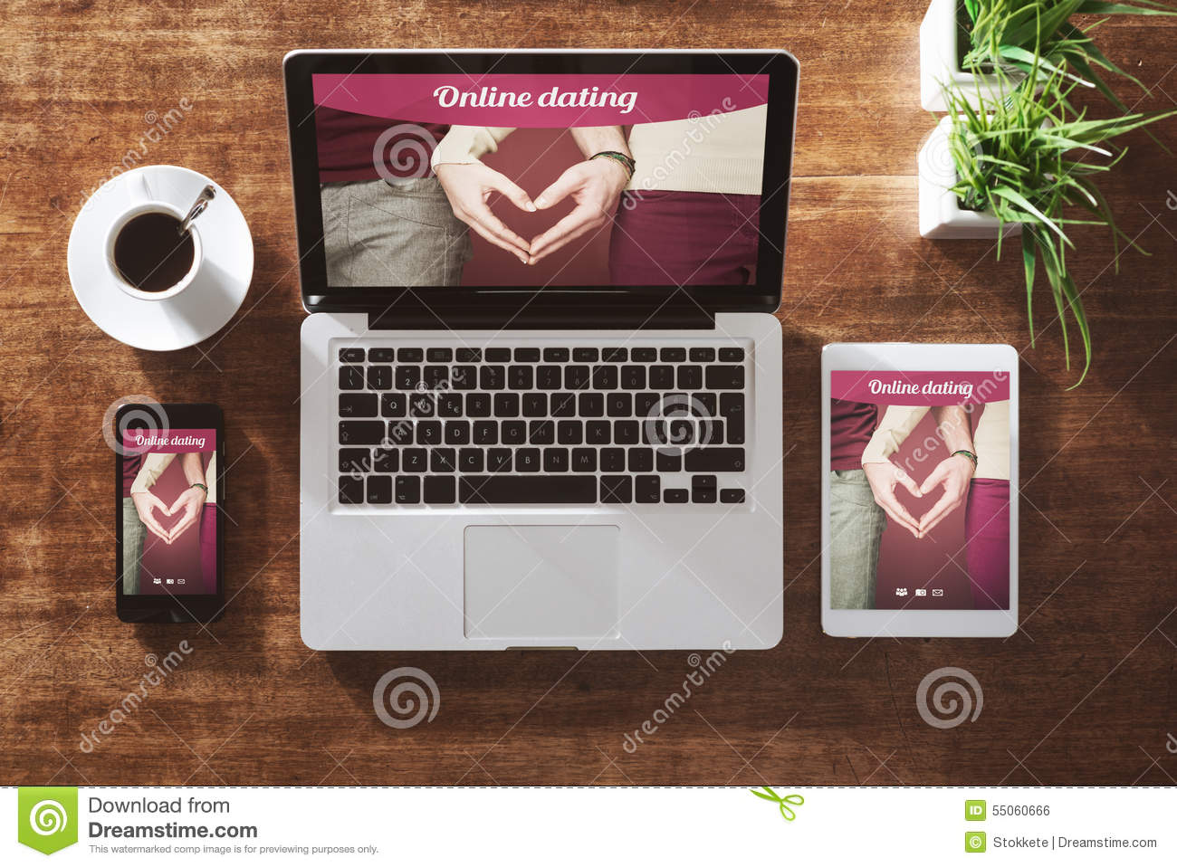 Desktop dating