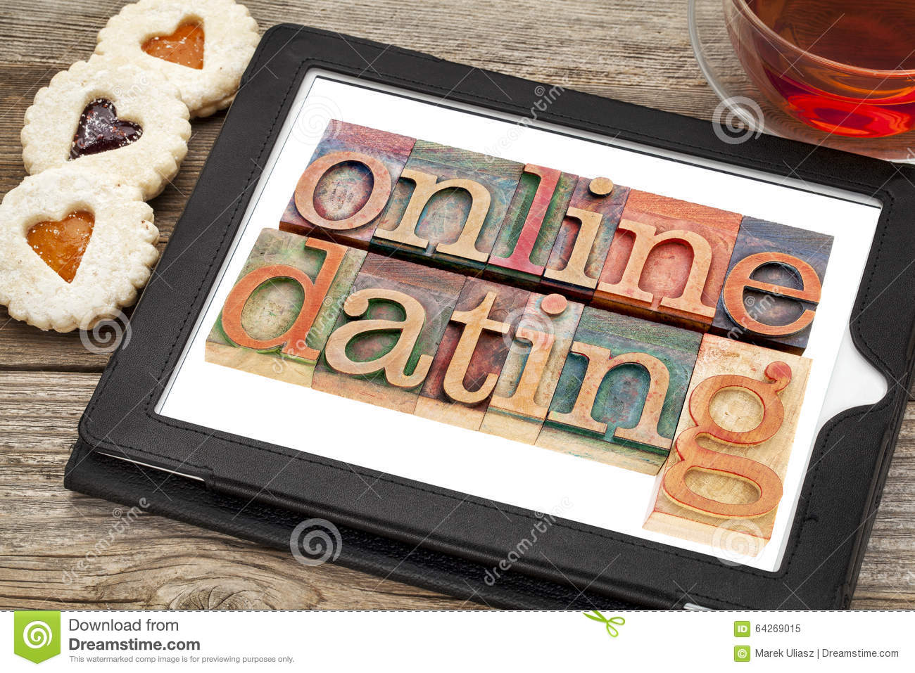 Online dating banners