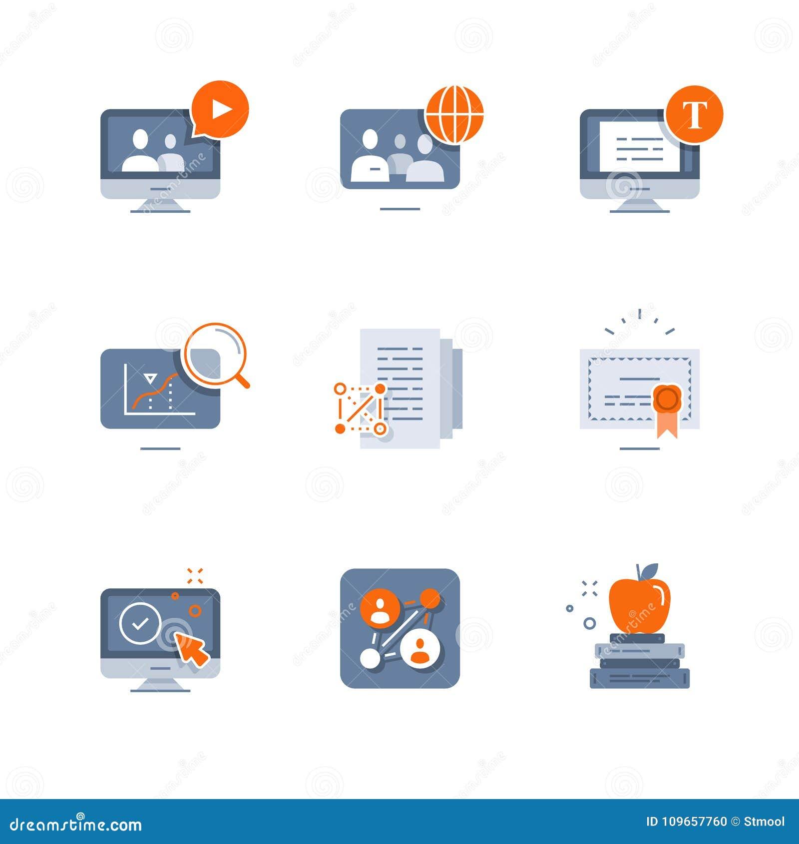 Exam Preparation, Online Education, Video Course, Global Community