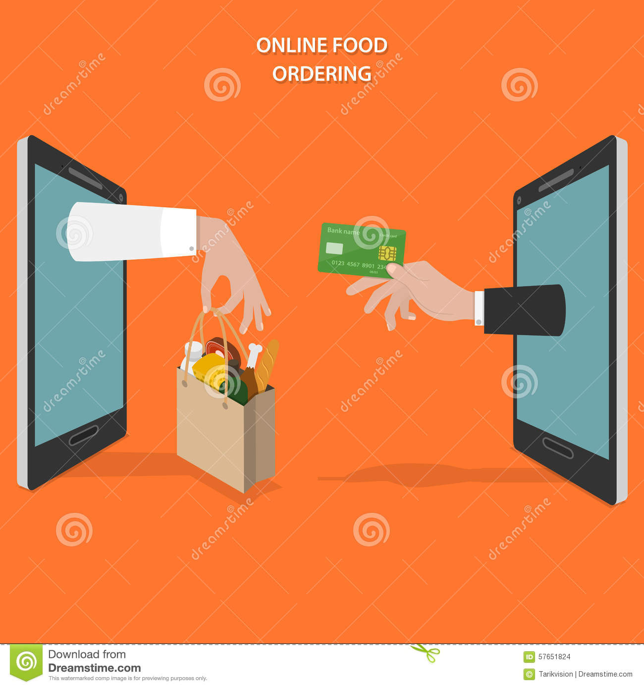 online food delivery business plan pdf
