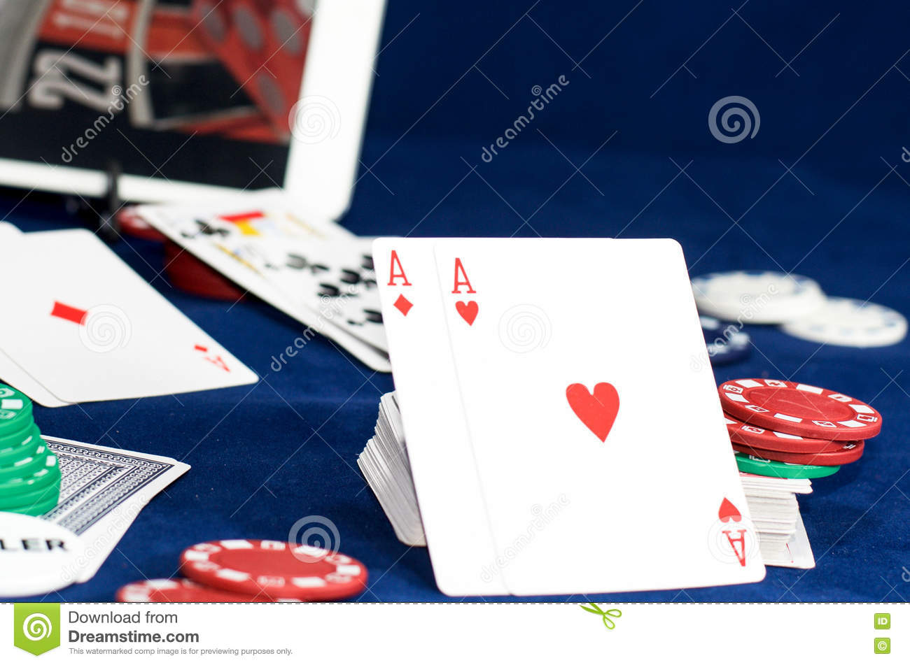 online casino guide blue heart