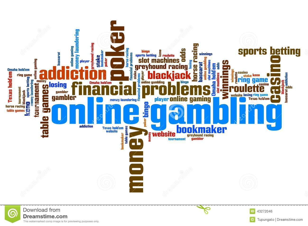 staging an intervention for gambling