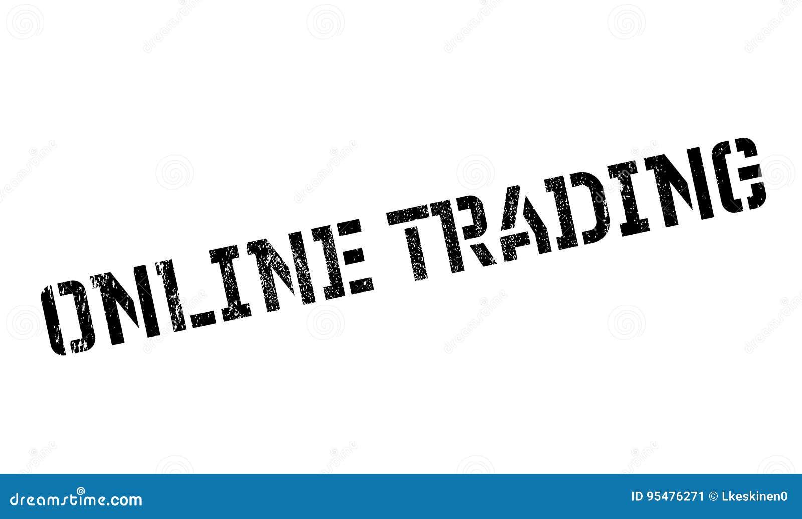 Online Handlarska pieczątka