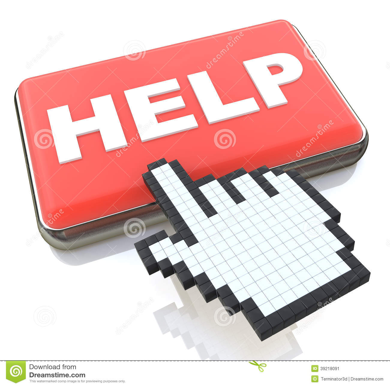 online help stock illustration image 39218091