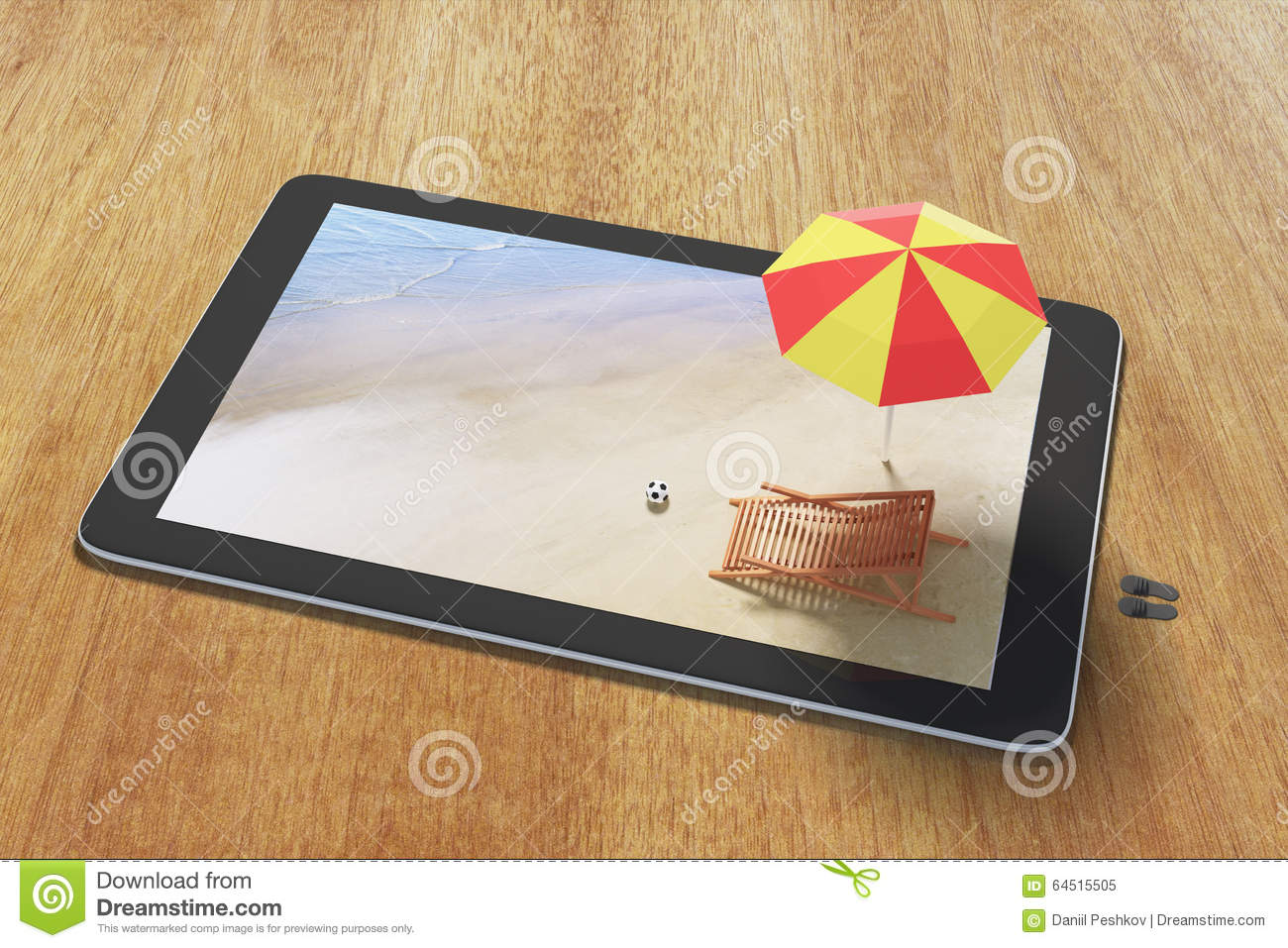 Online hotel booking concept with digital tablet stock for Tablet hotel booking