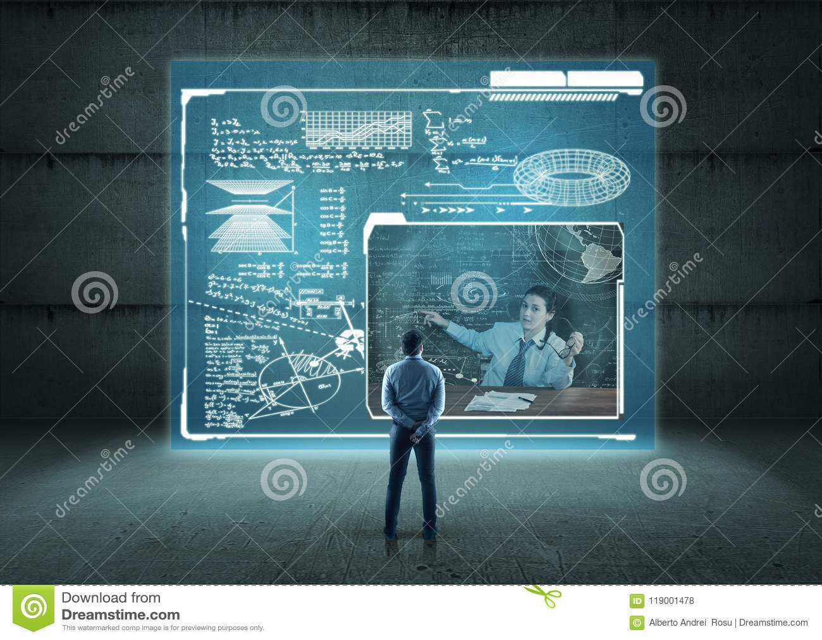 Online lekcje Pojęcie online kurs