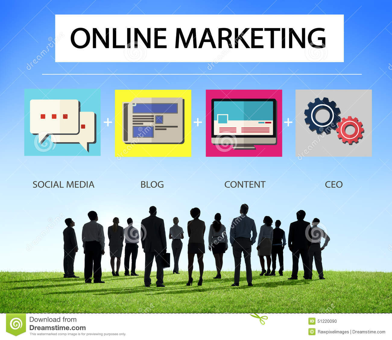 internet marketing strategy concepts and definitions Internet marketing strategy provides consistent direction for an organisation's e-marketing activities, defined by kotler (2007, p493), is becoming one of the mostly rapid increasing technologies of direct marketing and widespread use of the internet and has a variety of impacts on both buyers and marketers.