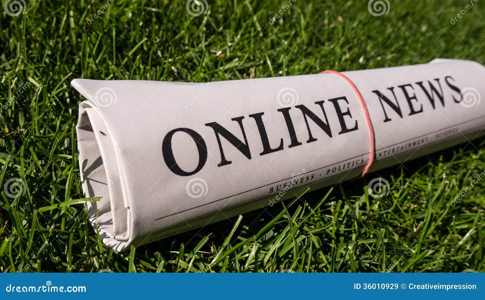 Buy paper online news