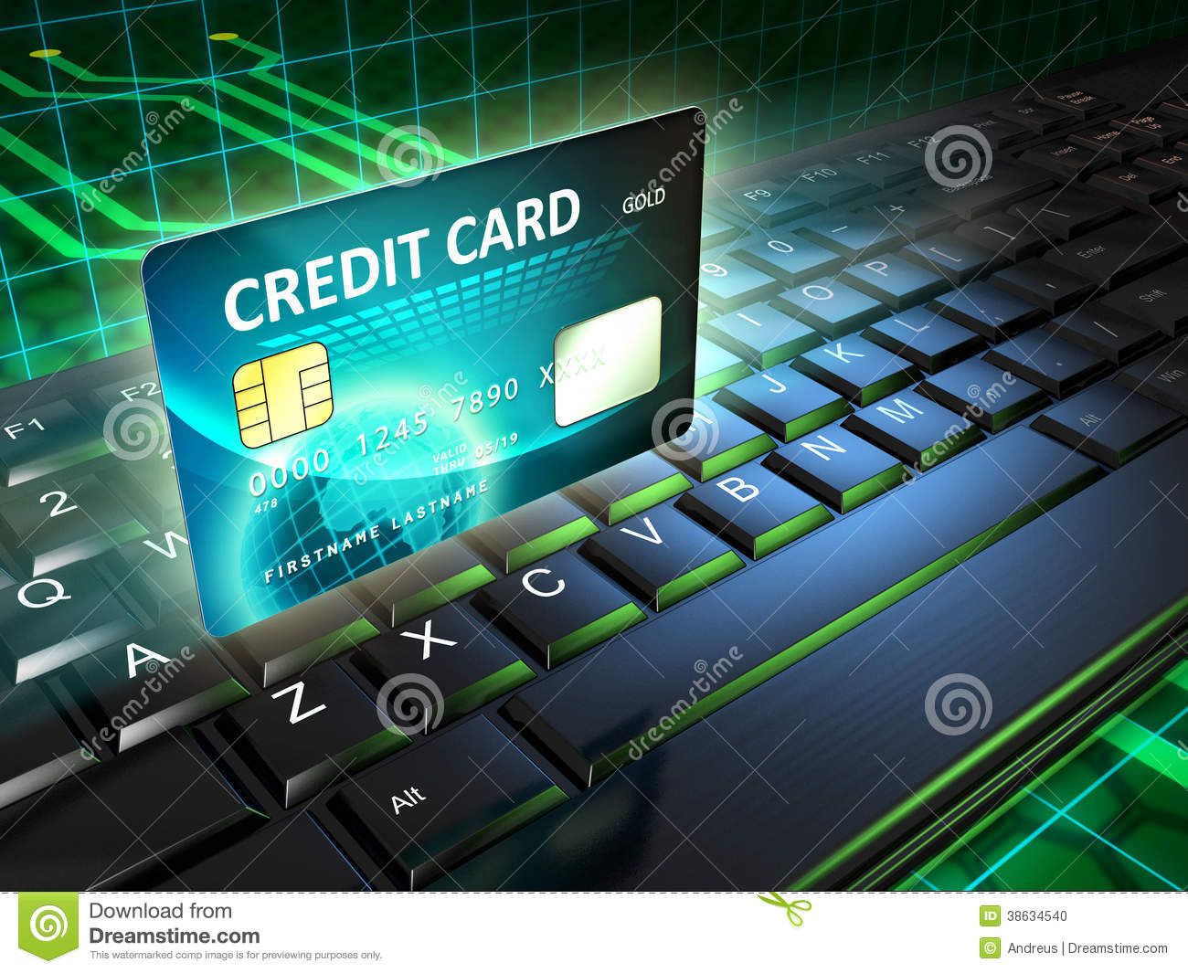how to pay with line of credit onlibe