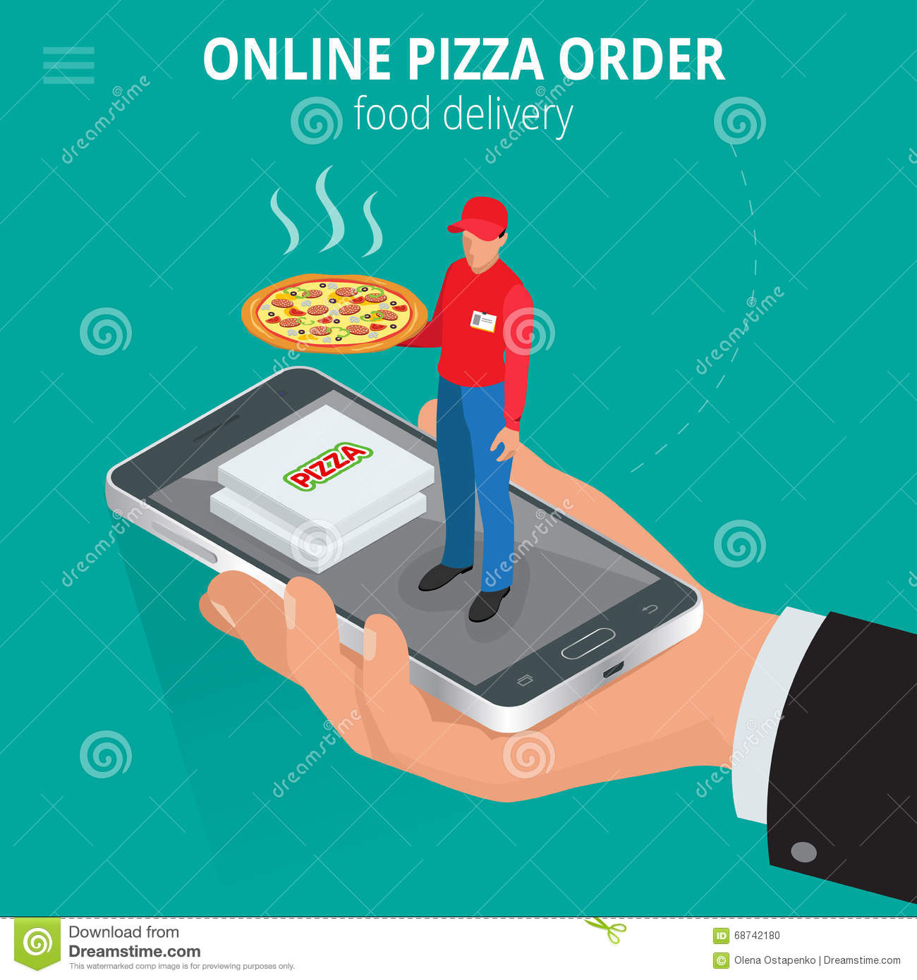 super fast pizza concept business plan