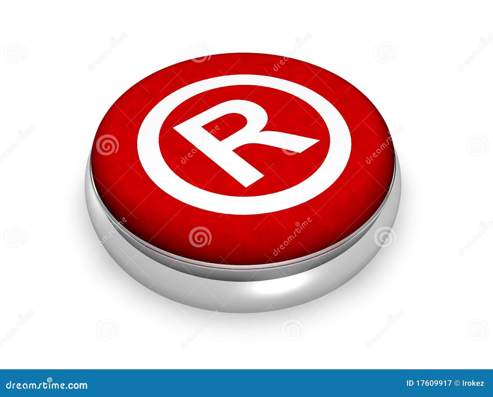 Online registered symbol stock illustration illustration of online registered symbol buycottarizona Gallery