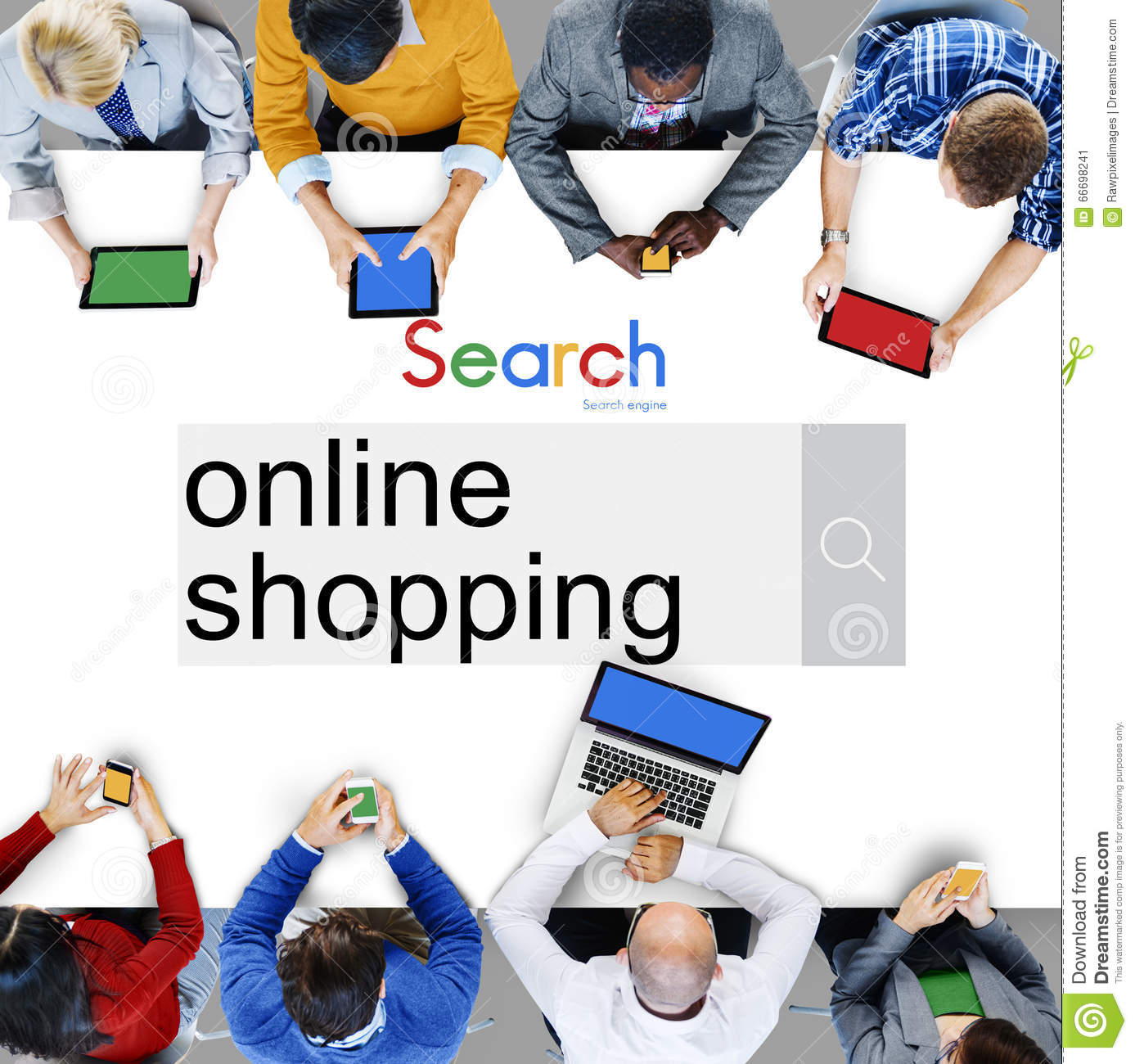 effect of online shopping on retail The rise of online shopping continues to disrupt traditional retailing sales in this  space now account for almost 10% of total retail sales.