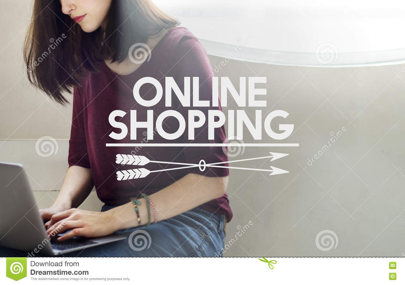 Business online shop