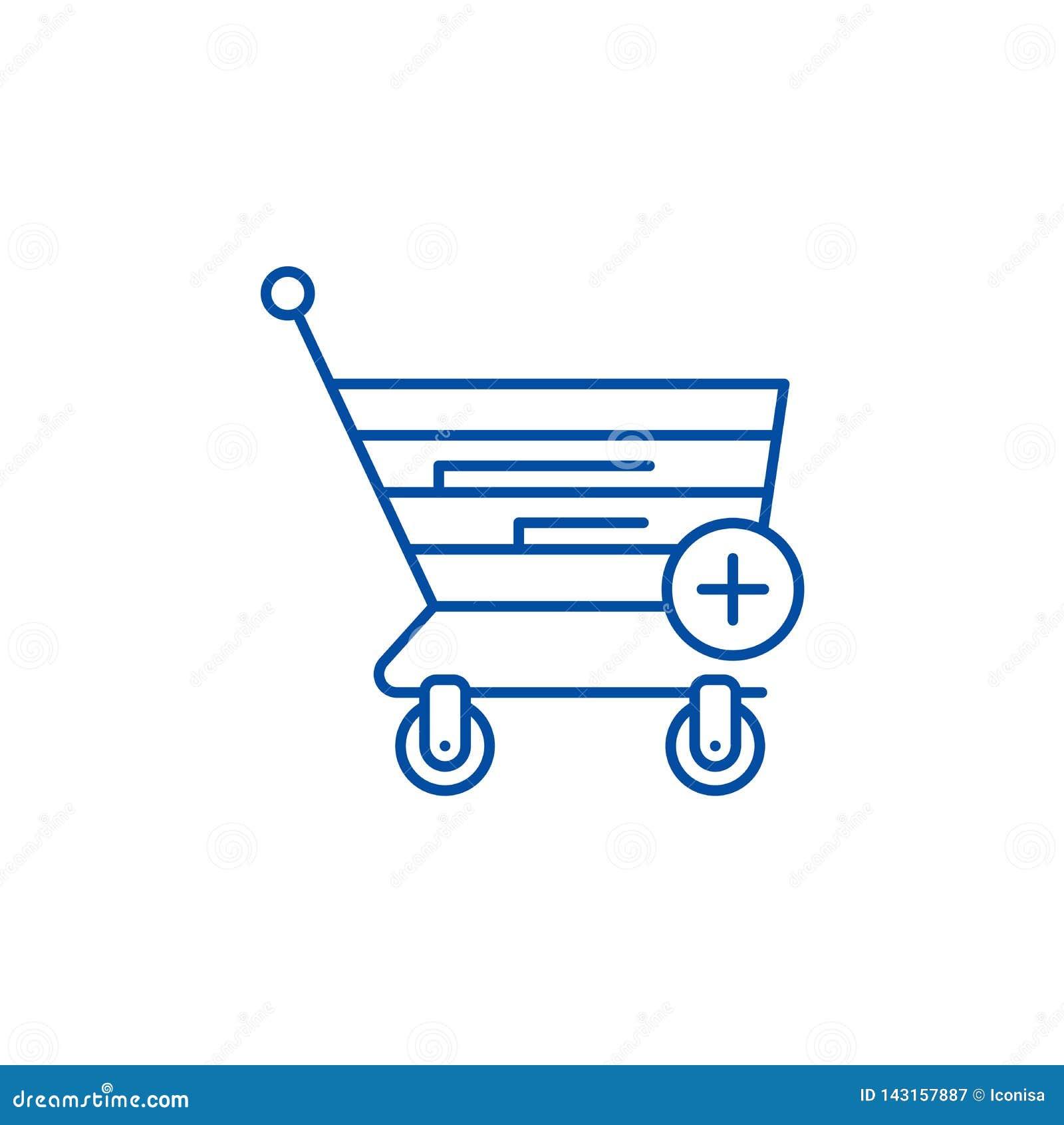 Online Shop Symbol