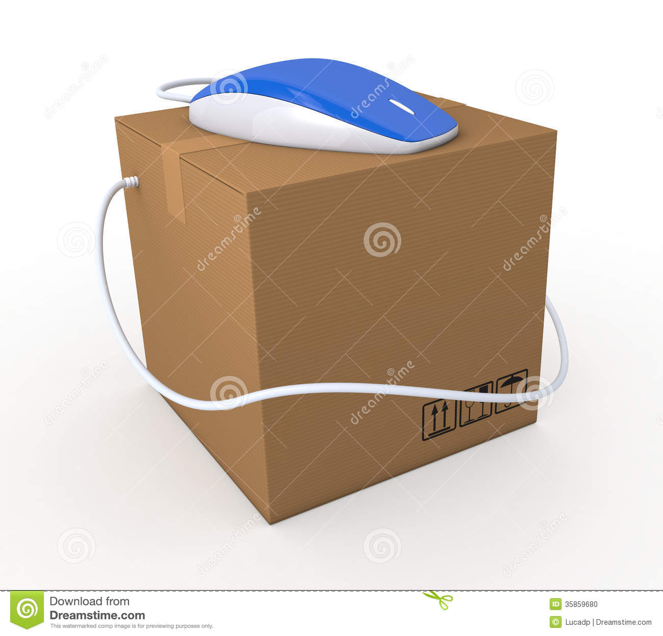 Box online shopping