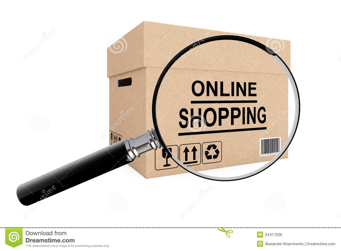 Online shopping international free shipping