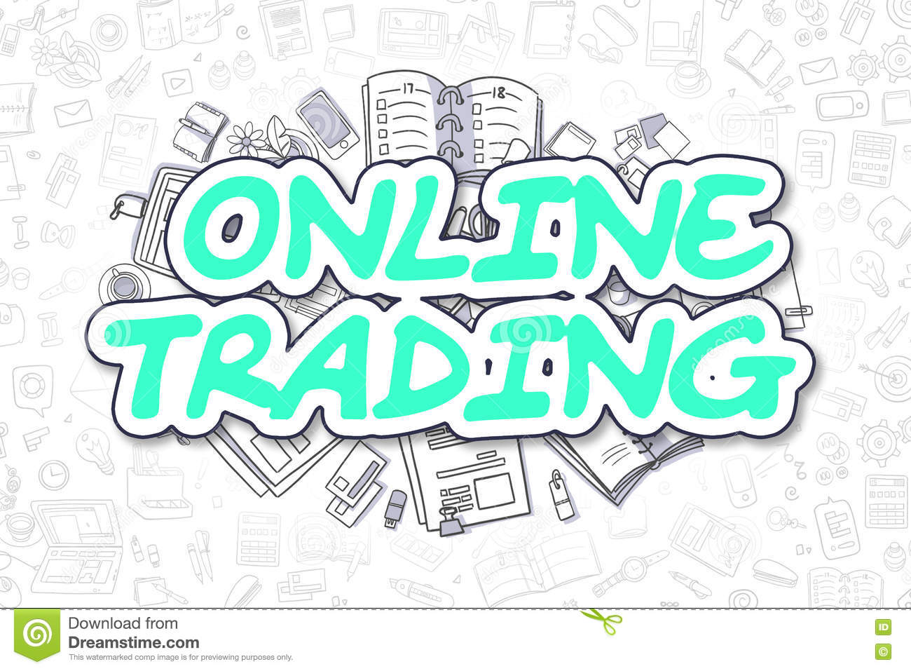 Online trade business