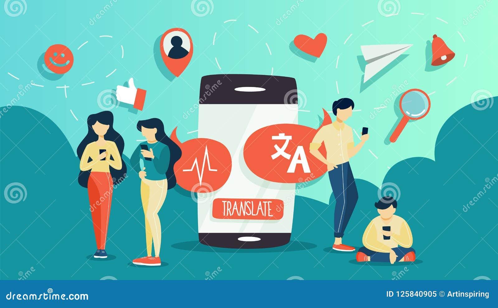 Online Translator In Mobile Phone  Translate Foreign