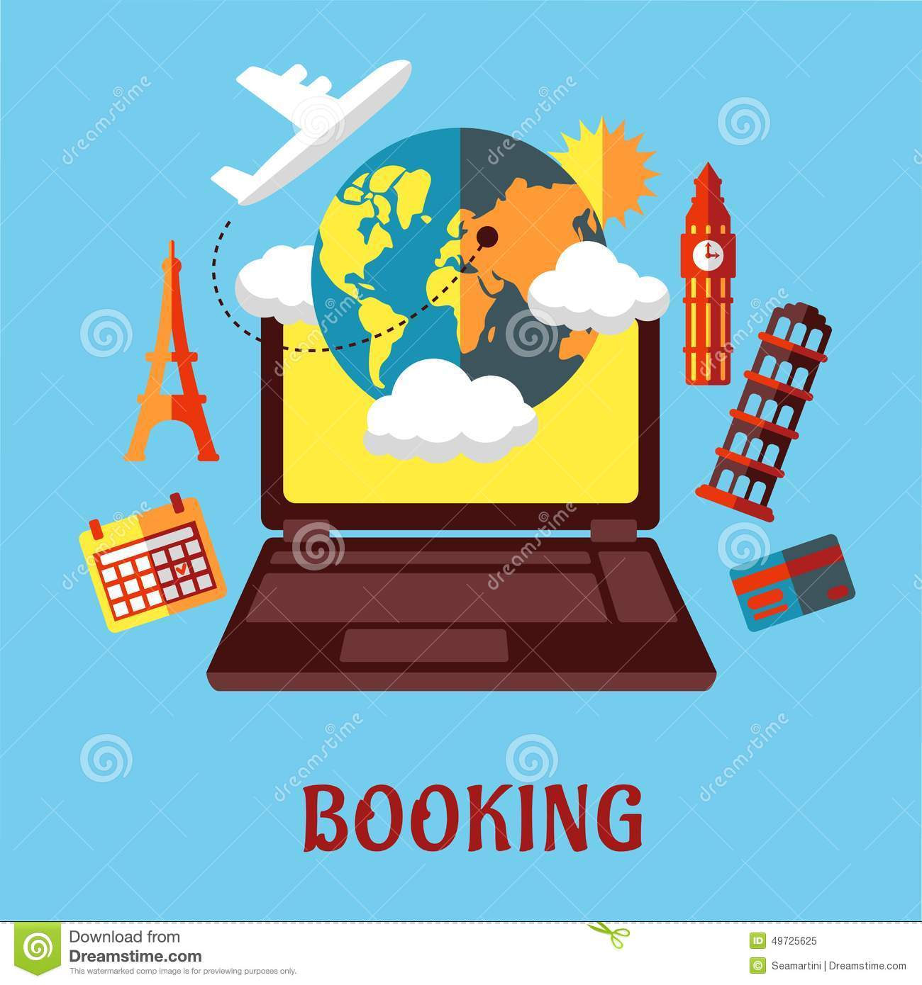 Online Travel And Book...