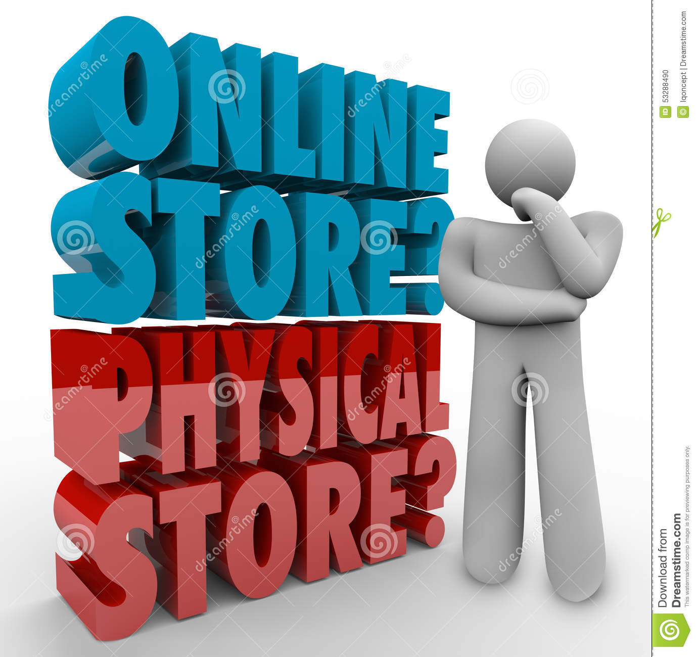 Online vs physical store thinker best shopping option for What is the best online store