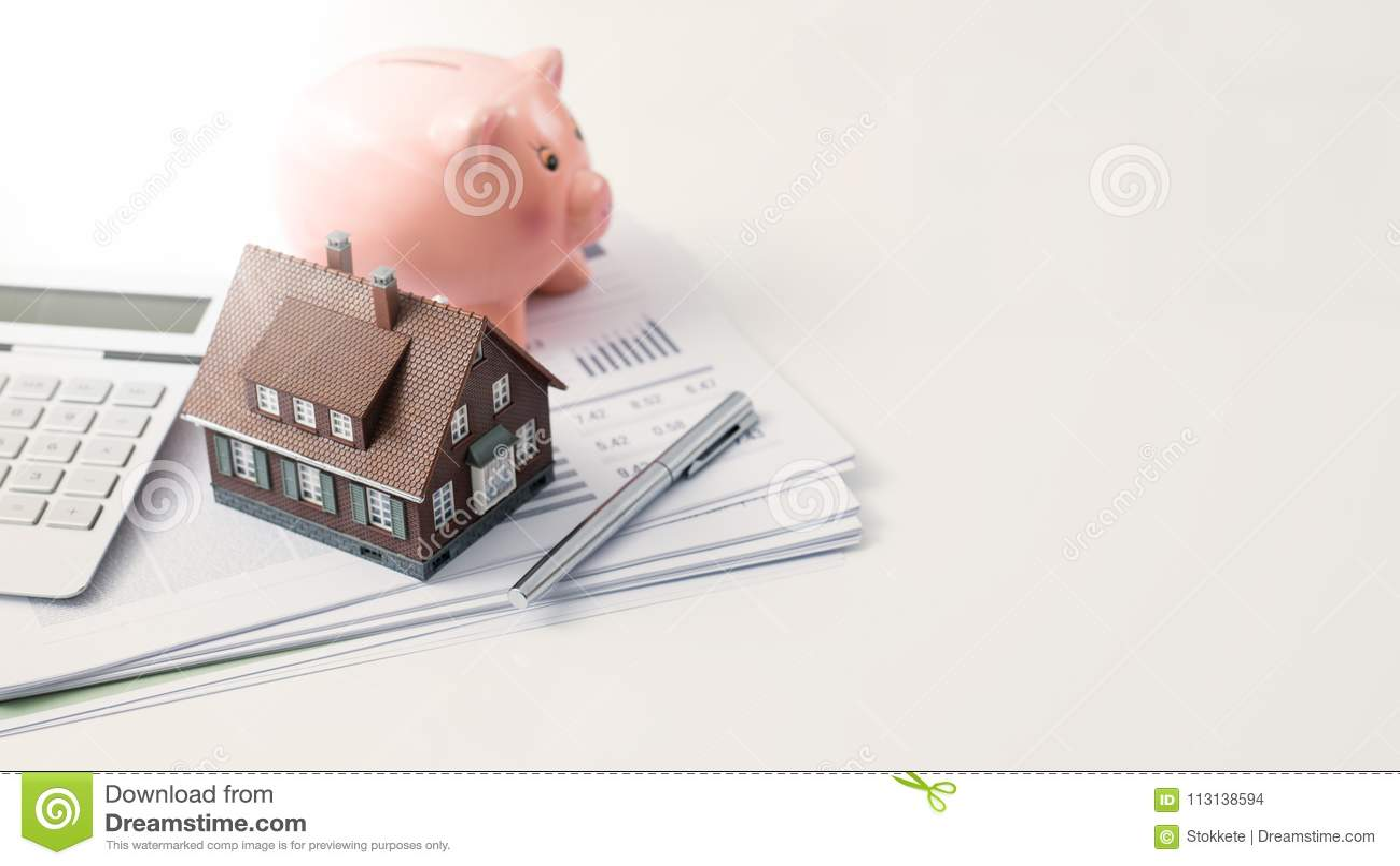 Onroerende goederen, huislening en hypotheken