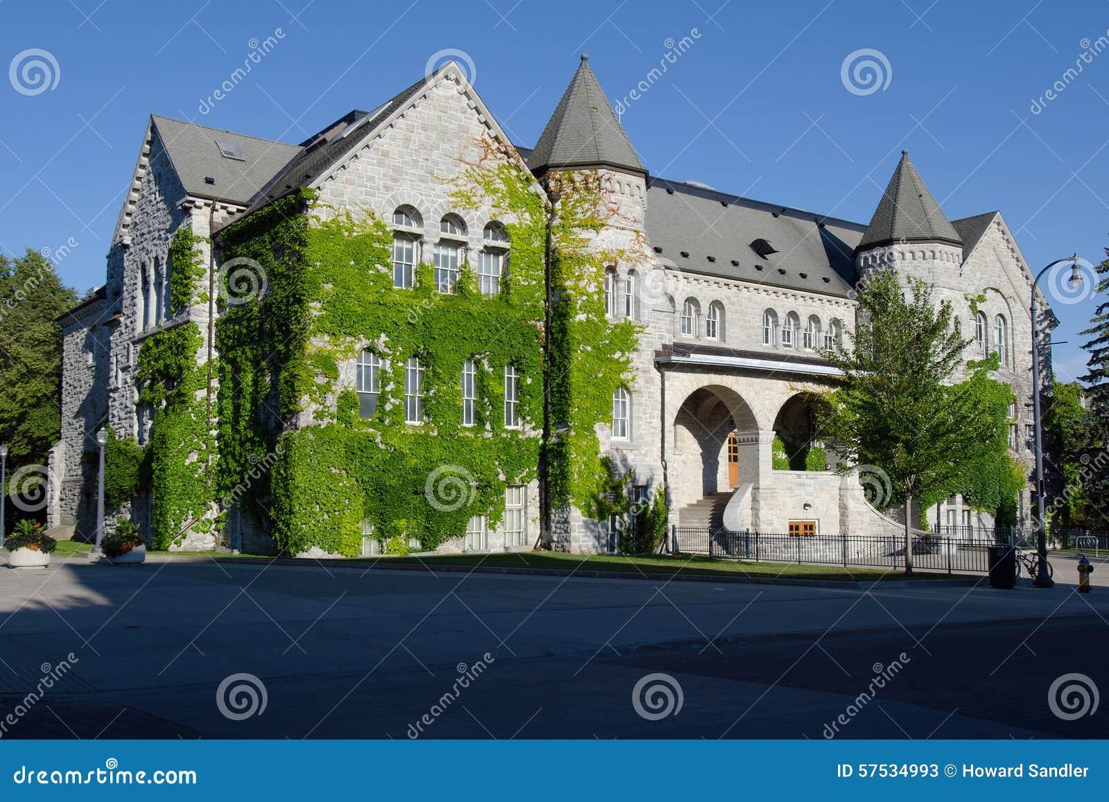 Ontario Hall, université de la Reine à Kingston