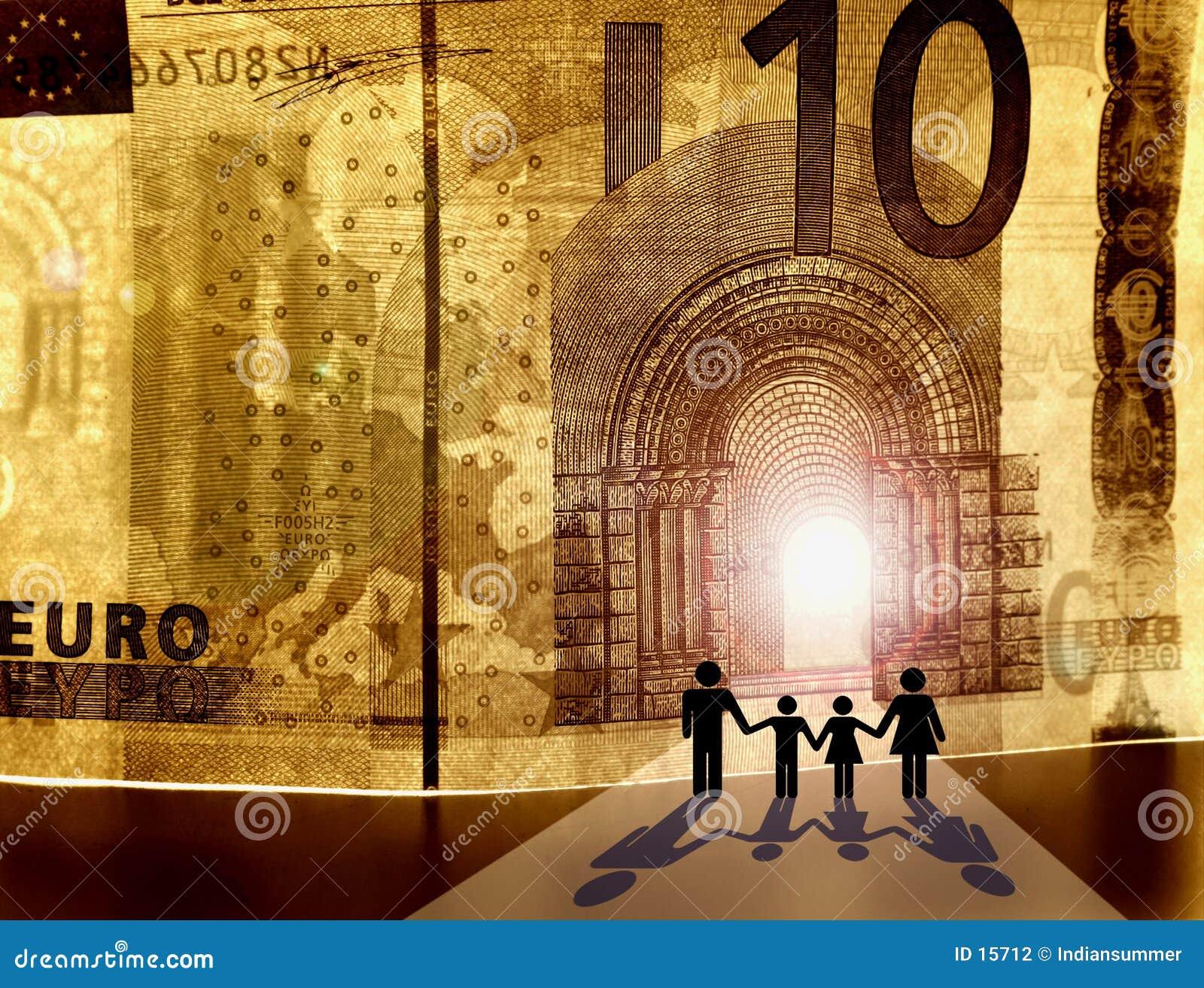 Onthaal aan het Koninkrijk van Geld