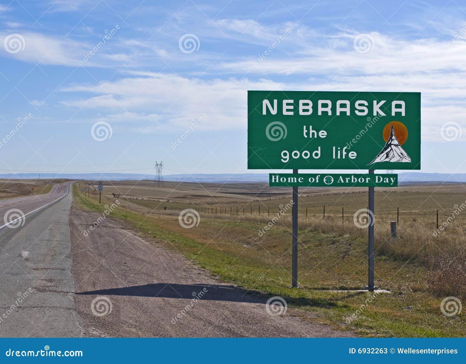 Onthaal aan Nebraska