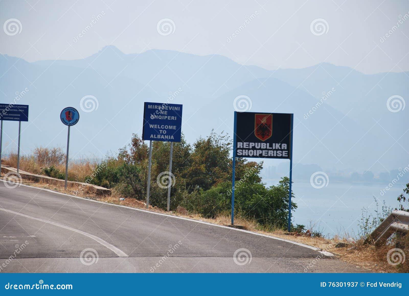 Onthaal in Albanië