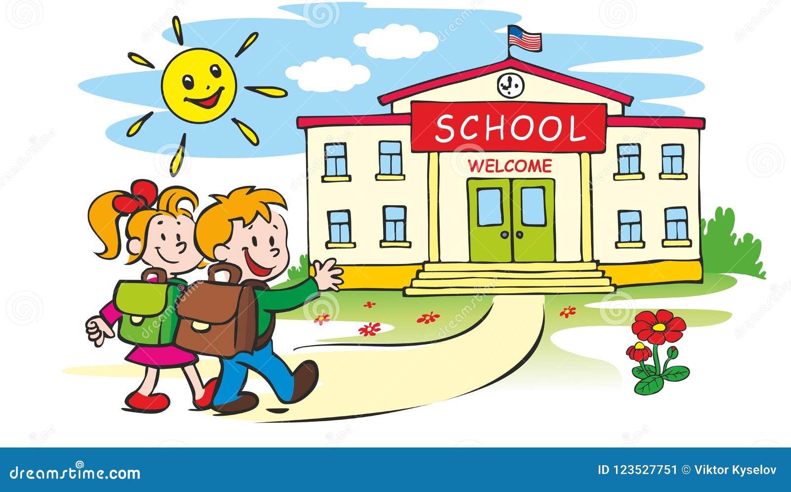 Onthaal terug naar school