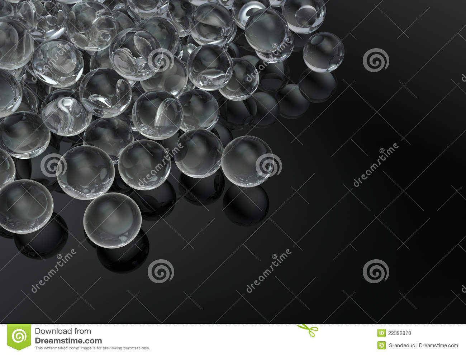 Ontruim glasmarmer
