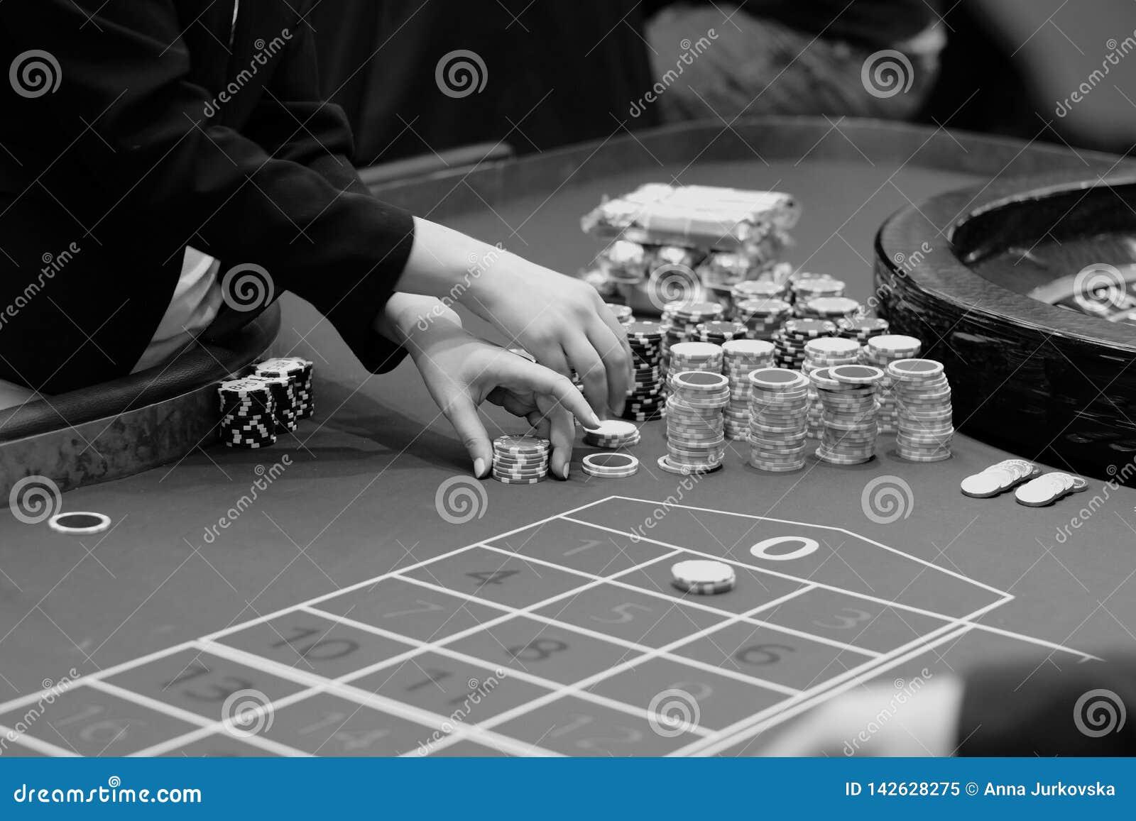 Ontspan in het casino - de adrenalinestormloop