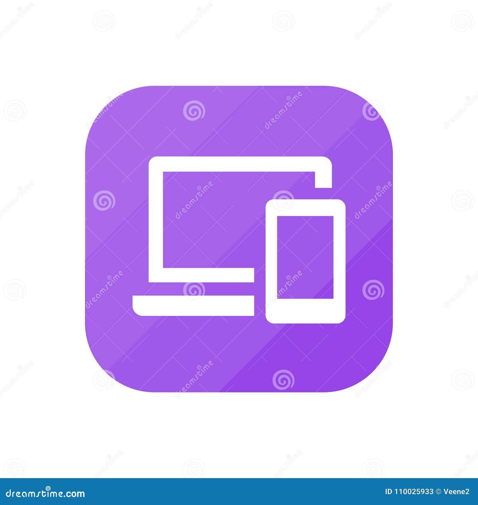 Ontvankelijk Ontwerp - App Pictogram