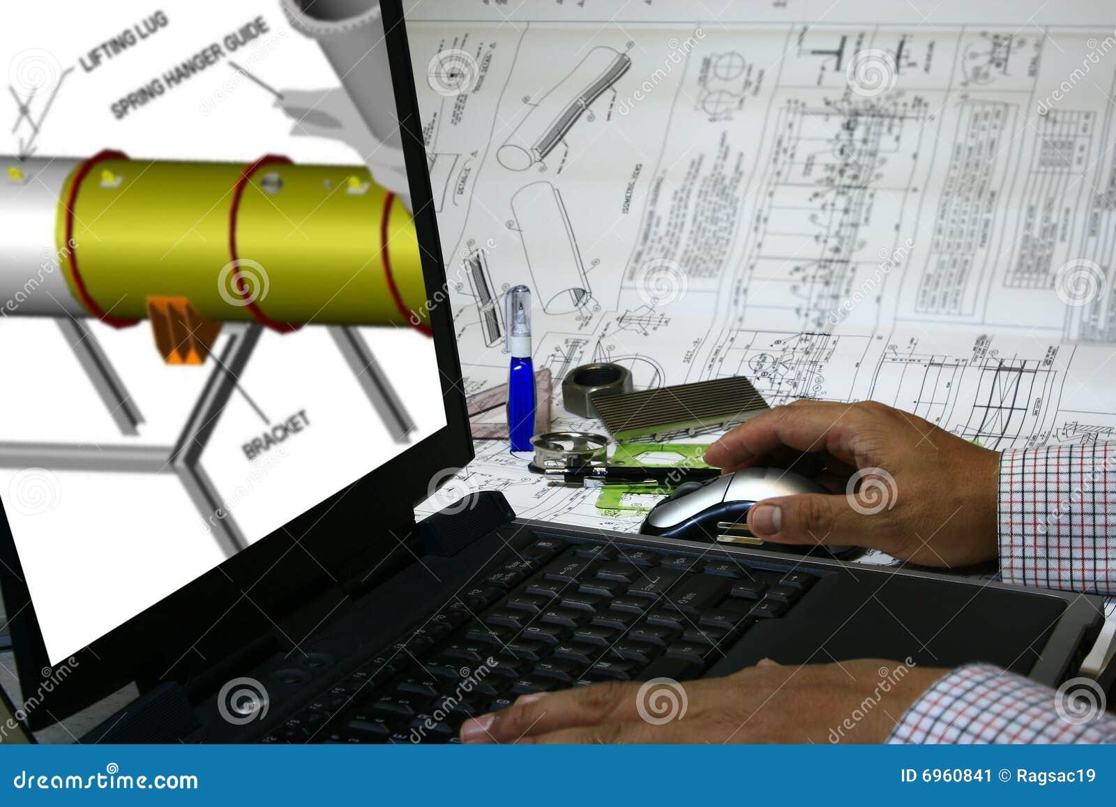 Ontwerp met computer