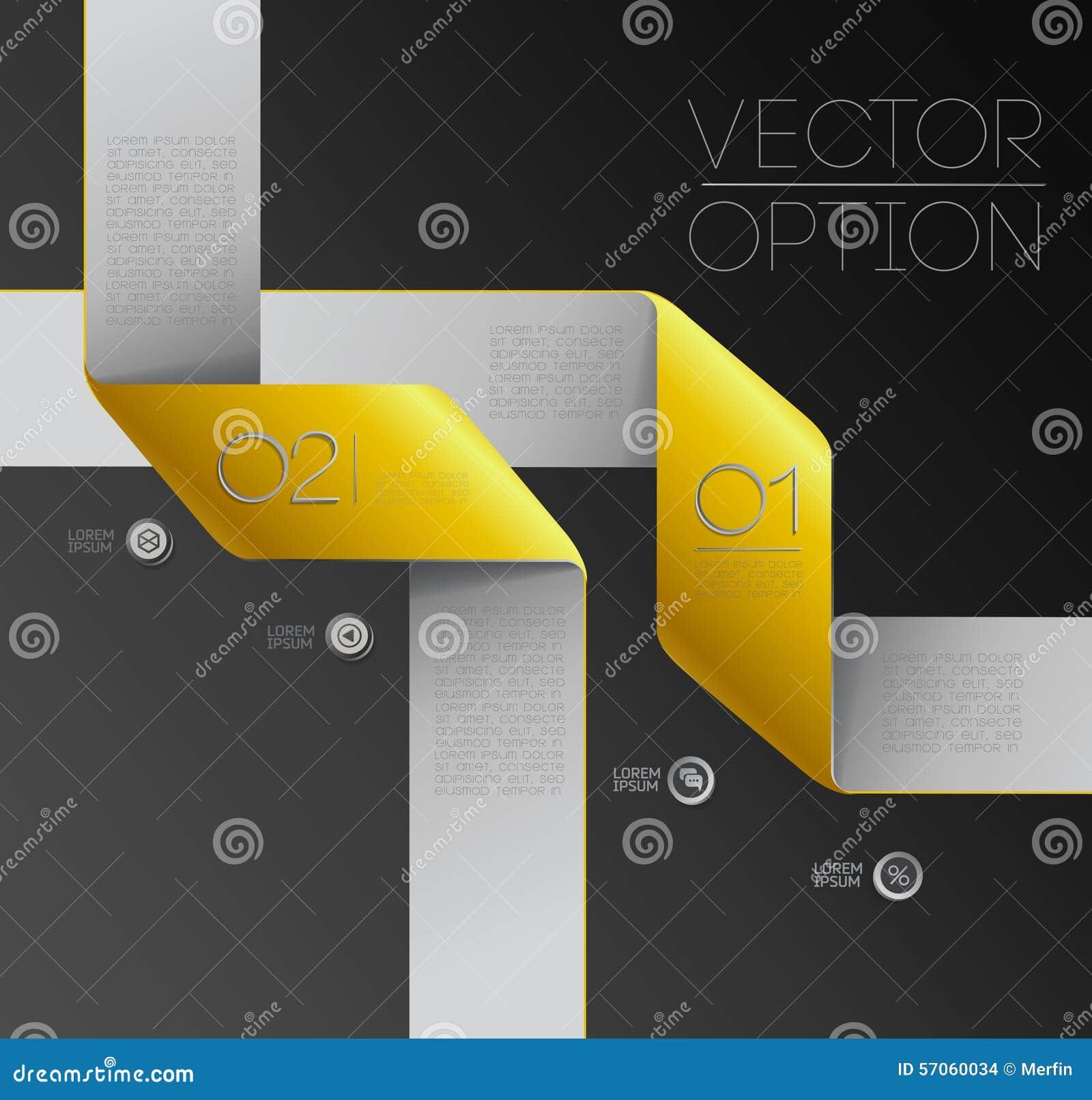 Ontwerpelementen voor opties