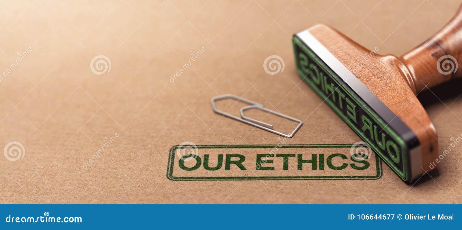 Onze Ethiek, Bedrijfs Morele Principes