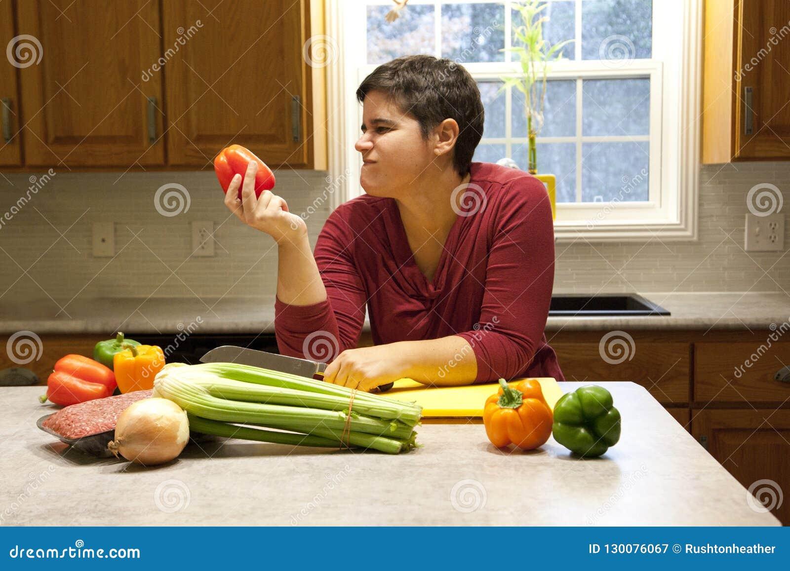 Onzeker over groenten
