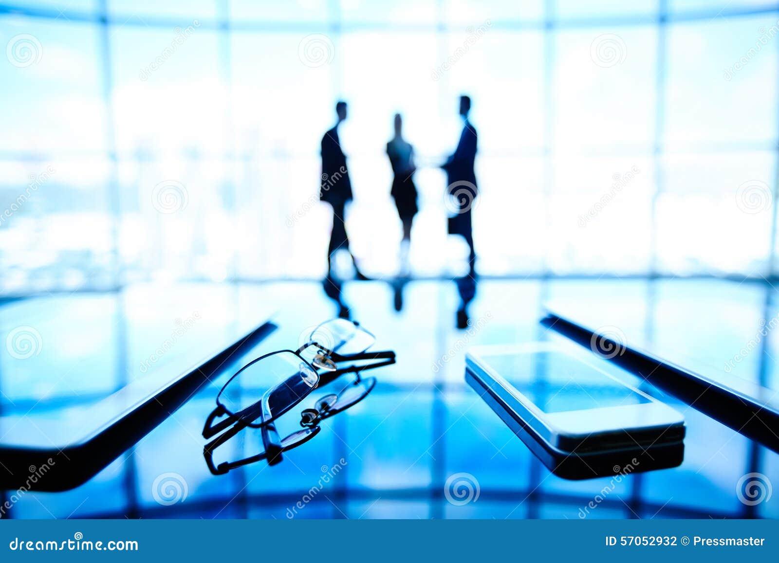 Oogglazen en gadgets