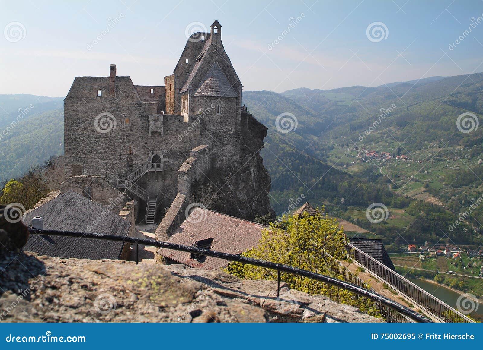 Oostenrijk, Lager Oostenrijk, Wachau,