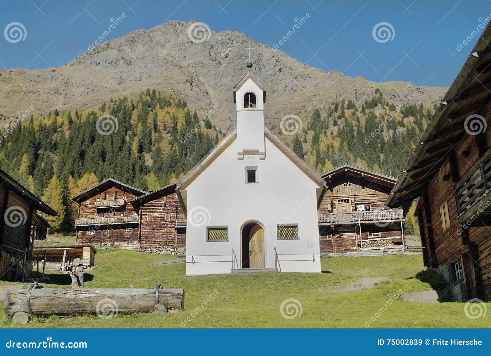 Oostenrijk, Osttirol,