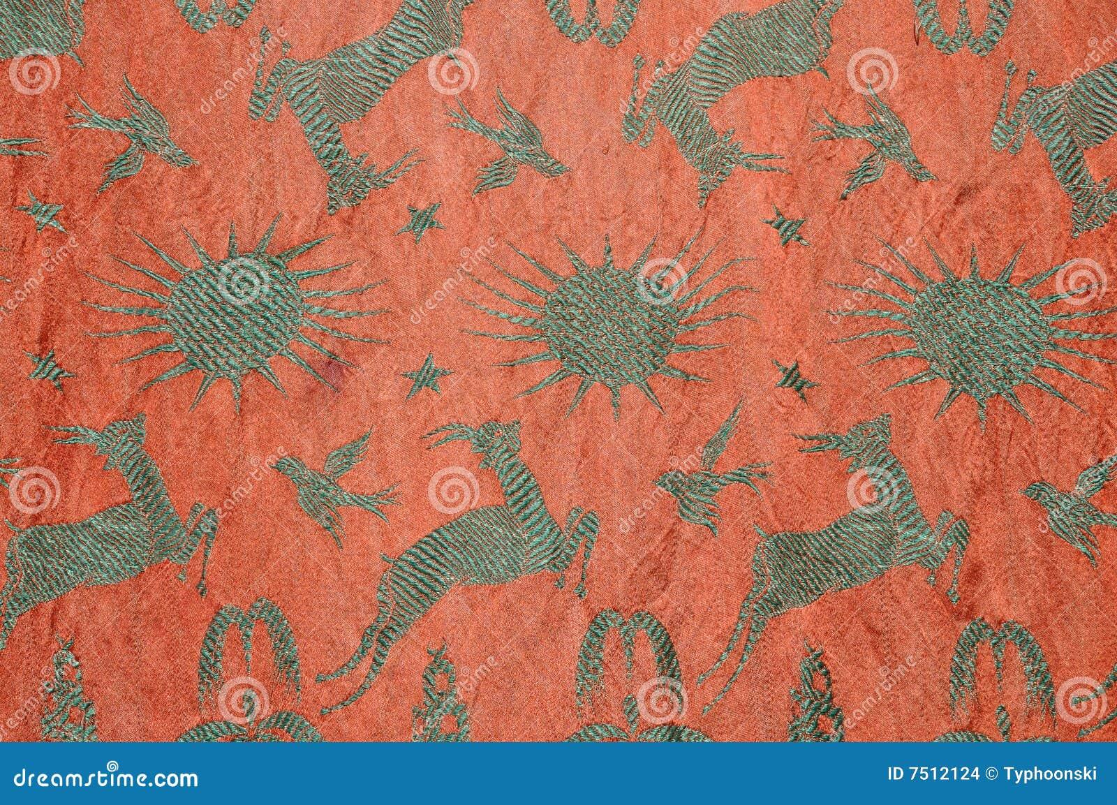 Oosterse stof stock afbeeldingen afbeelding 7512124 - Oosters stof ...