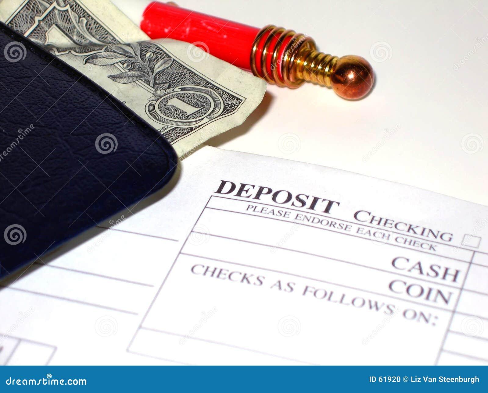 Download Opérations bancaires photo stock. Image du dollar, vous - 61920