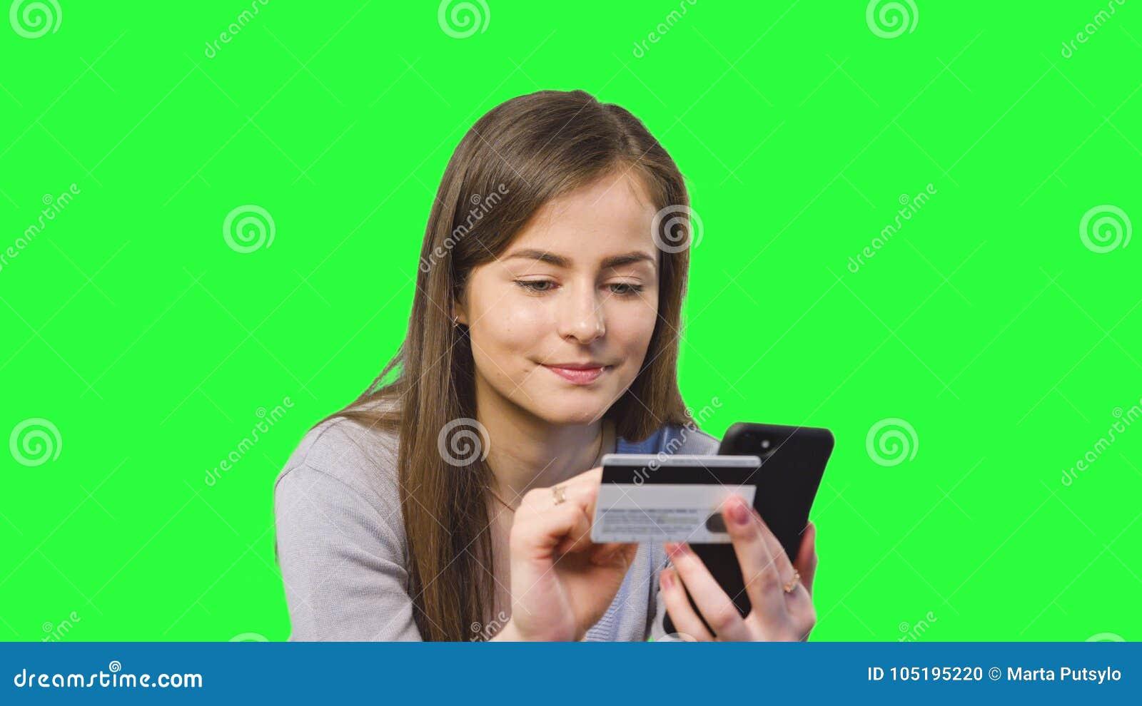 Opérations bancaires en ligne utilisant Smartphone