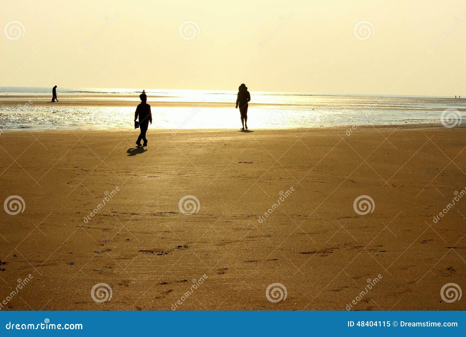 Op de stranden