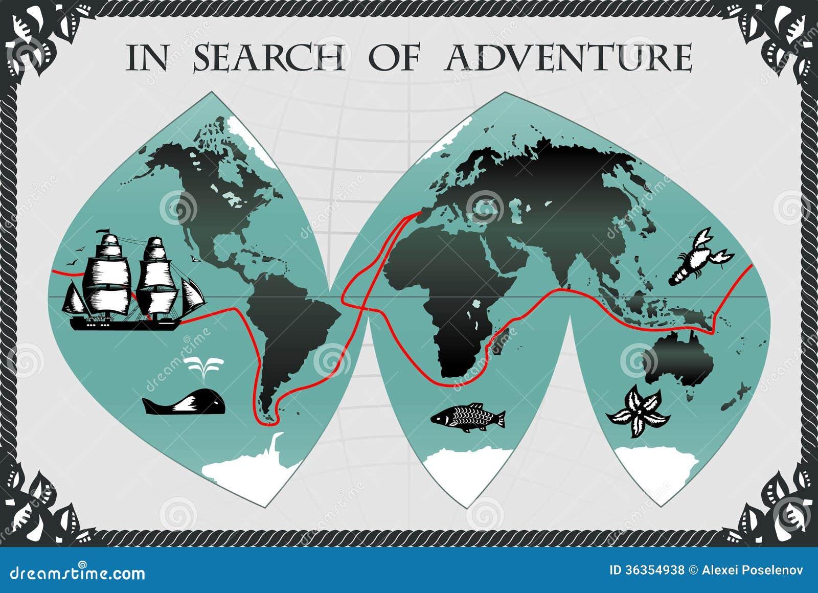 Op zoek naar avontuur