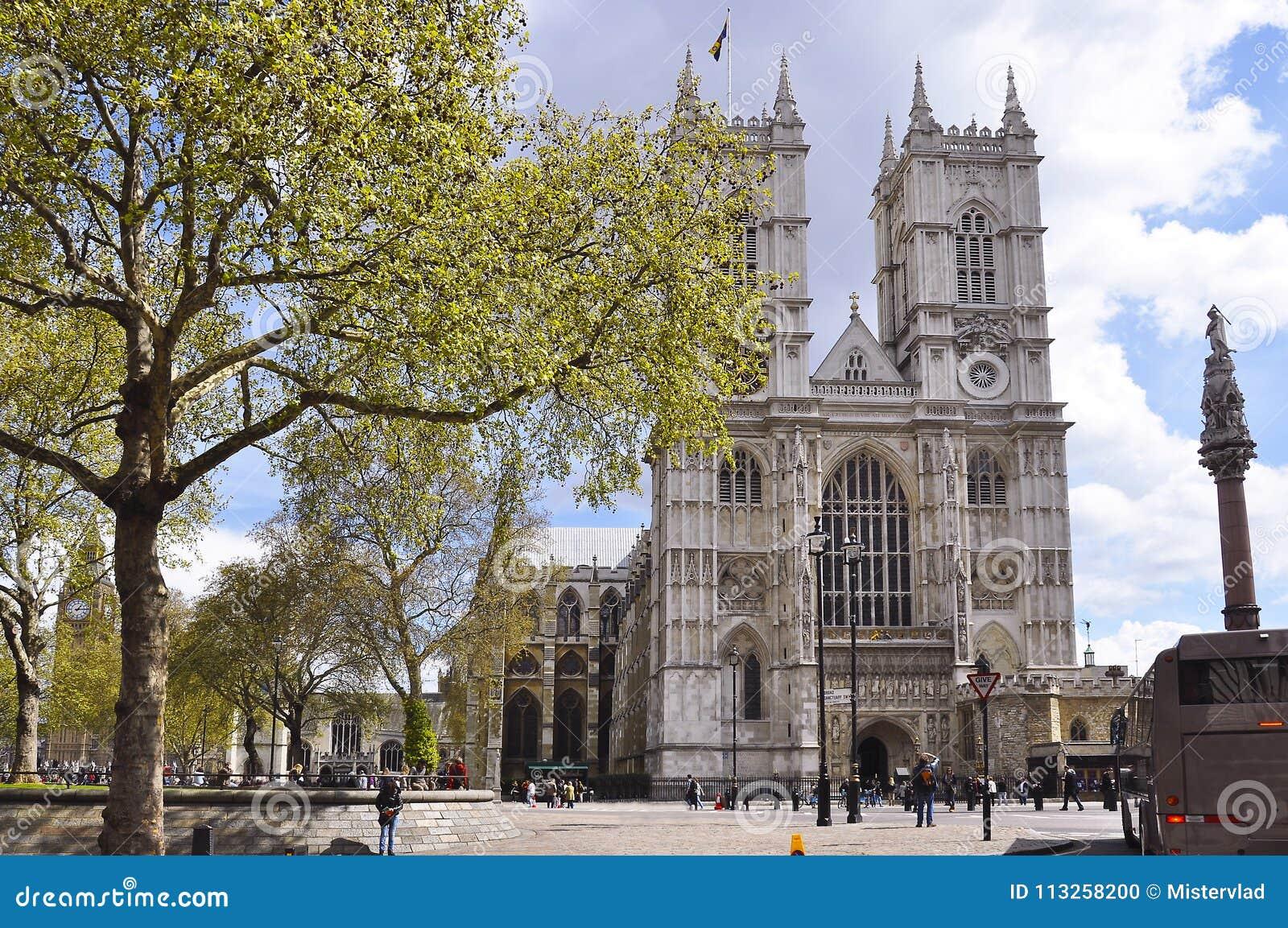 Opactwo Abbey, Londyn, Zjednoczone Królestwo Wielki Brytania i Północny, - Ireland